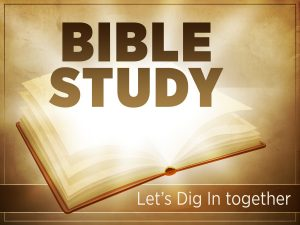 Wednesday Night Bible Study @ First Church of Woburn
