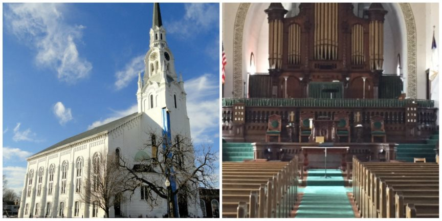 First Church Woburn